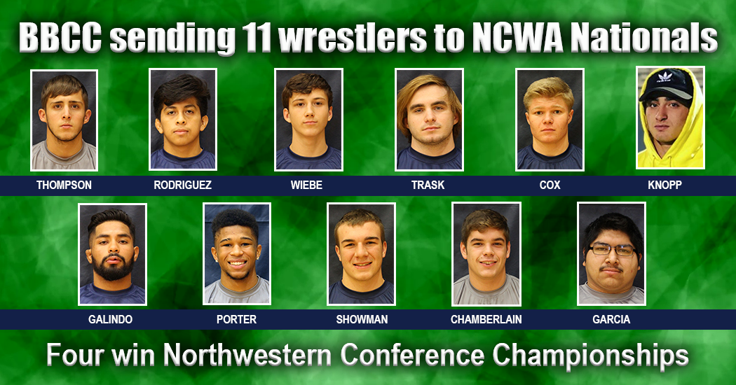 Big Bend sending 11 men to NCWA national tournament in Texas