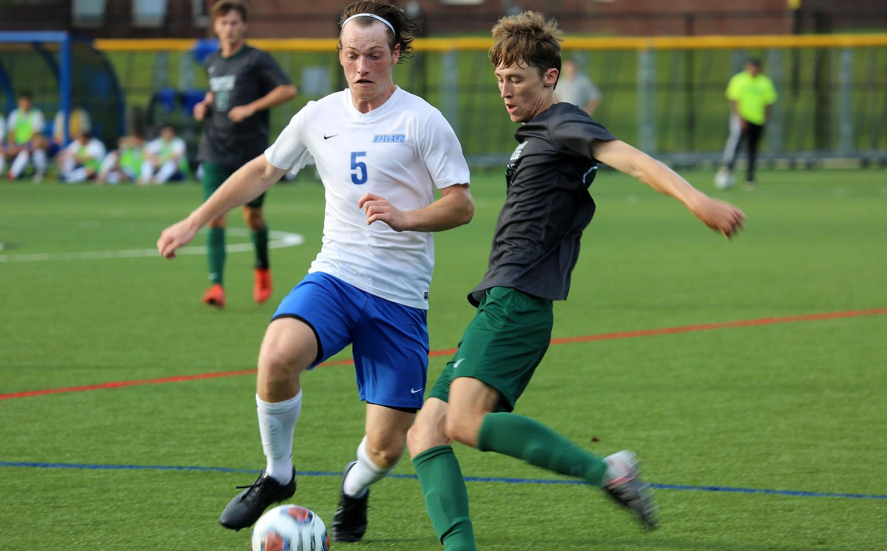 Brevard Drops 5-0 Defeat to Maryville