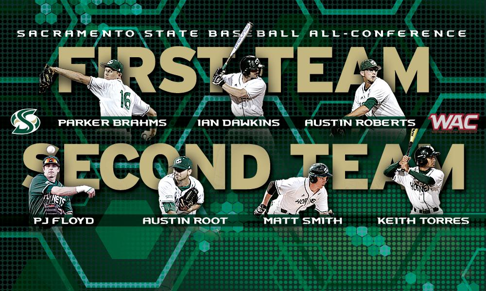 BASEBALL MATCHES PROGRAM RECORD WITH SEVEN ALL-WAC SELECTIONS