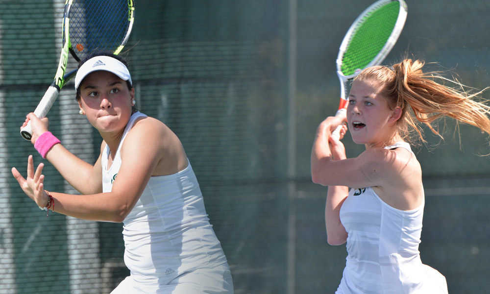 WOMEN'S TENNIS OPENS FALL SEASON AT 10TH ANNUAL BATTLE IN THE BAY CLASSIC