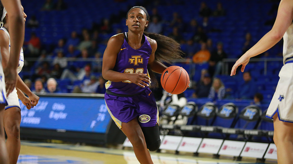 Brady's career day leads Golden Eagles to dominant 72-57 win over Samford