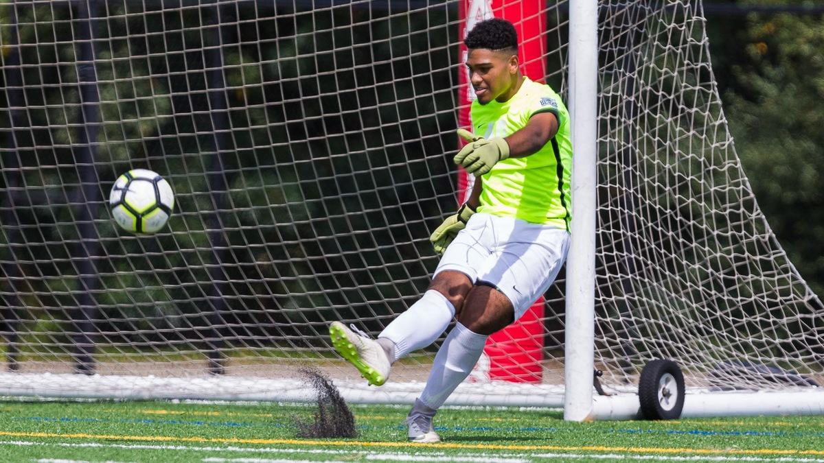 Men's Soccer Falters at Purchase