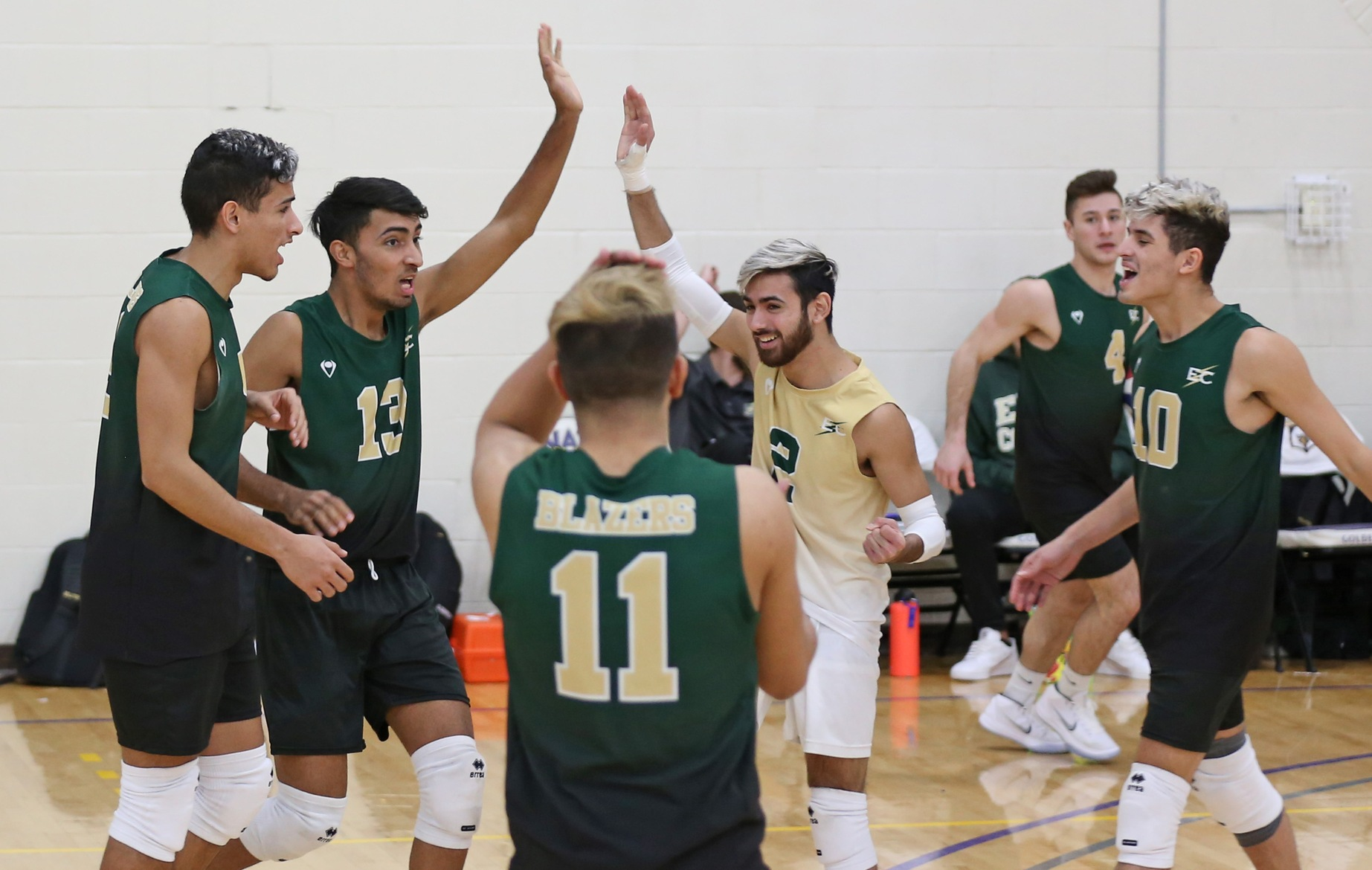 Men's Volleyball Cracks National Poll For Second Time