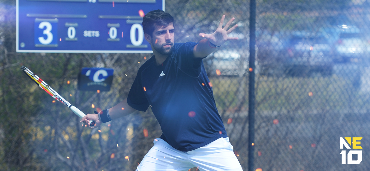 SNHU Picked to Defend NE10 Men's Tennis Title this Spring