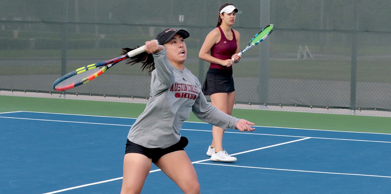 Austin College Defeats Texas Lutheran At SCAC Women's Tennis Championship