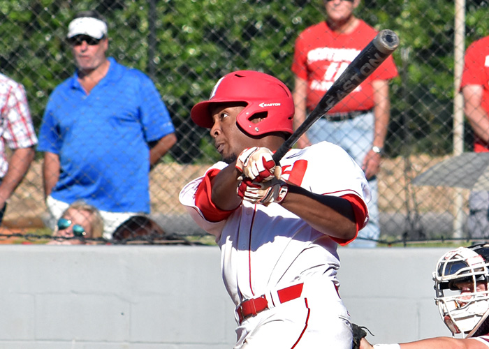 Anthony Spivey was 2-for-4 and drove in a run in Thursday's loss to Thomas More in the NCAA Division III South Regional.