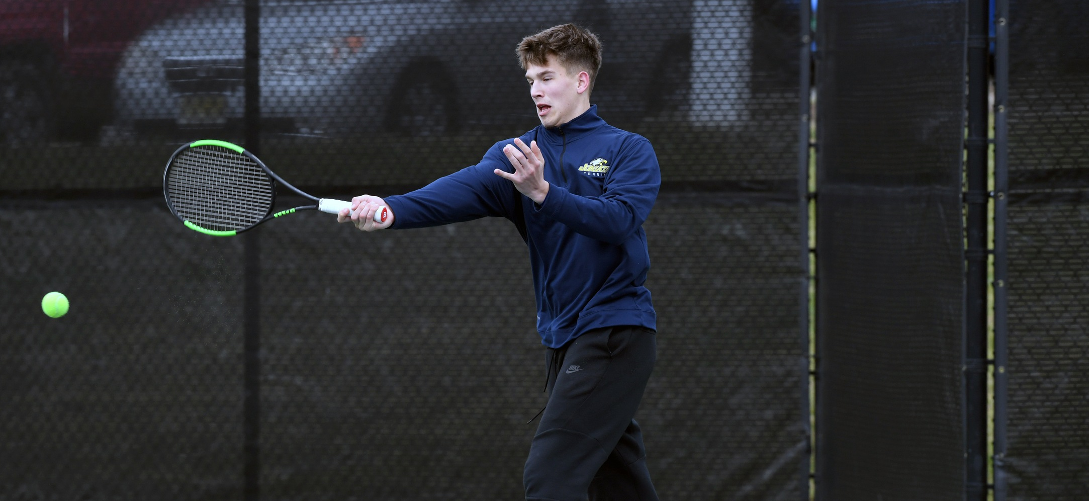 Men's Tennis Defeats Franciscan