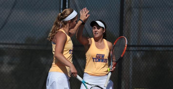 Women's Tennis wraps up spring trip