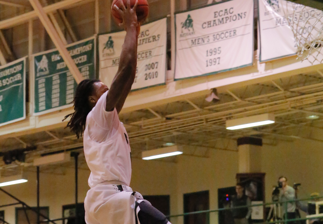 Men's basketball picks up win over Franciscan, 79-63