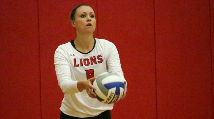 Women's Volleyball Falls to Elms in Midweek Matchup, 3-1