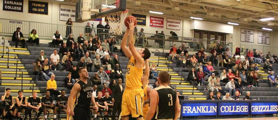 Men's Basketball Drops Hard-Fought Game To Thomas More