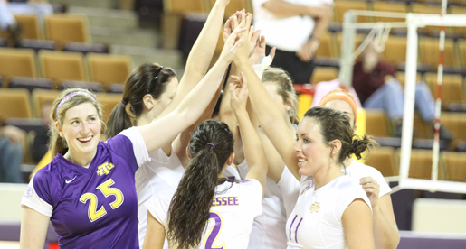 Tech's 2012 volleyball season to feature a shake up to the status quo