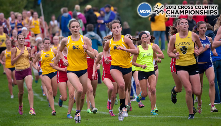 Women's Cross Country Takes Ninth at NCAA Regional