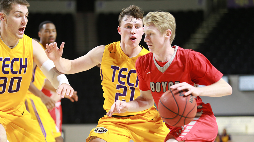 Tech basketball set for 2 p.m. in-state battle with Chattanooga Sunday in Eblen Center