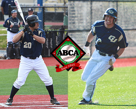 Gallaudet baseball places two players on the ABCA All-South Region teams