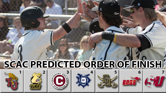 Trinity Picked to Repeat as SCAC Baseball Champions in 2014