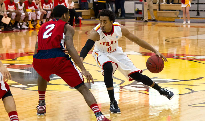 Ferris State Suffers First Conference Home Loss In Wink Arena