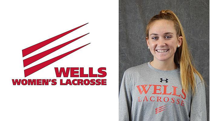 Women's Lacrosse Edged At Wesley