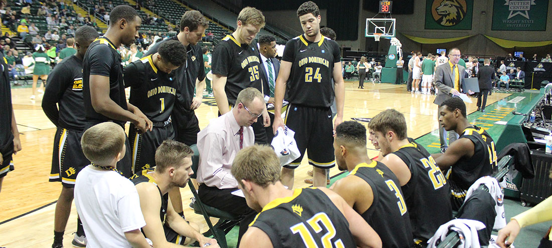Men's Basketball Hits The Road For GLIAC Games At Wayne State, Saginaw Valley