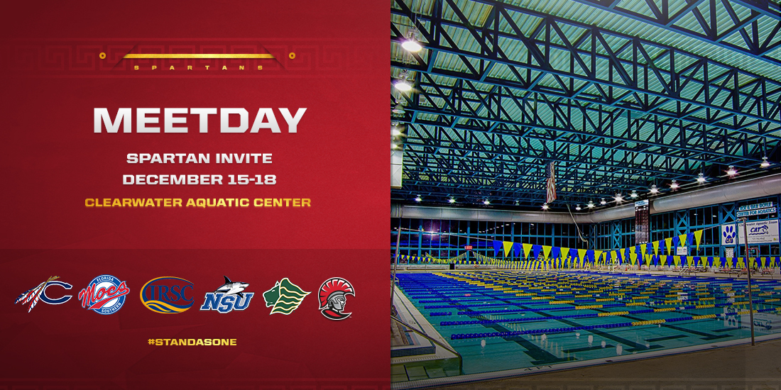 Tampa Swimming to Host Four-Day Spartan Invite