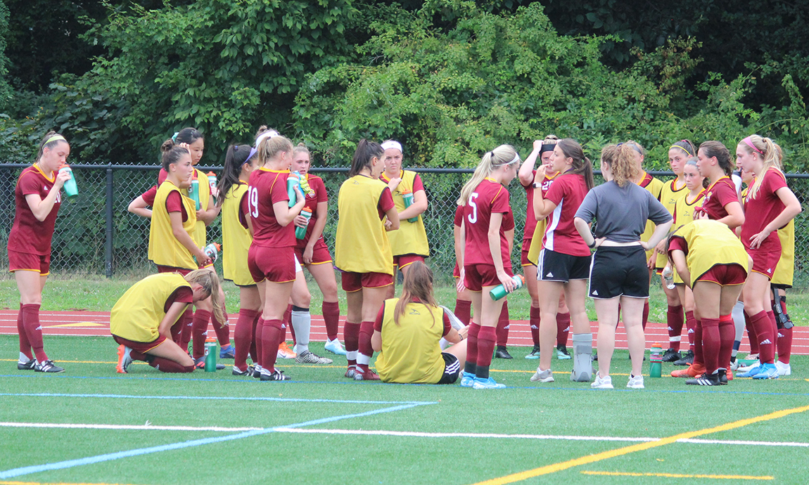 Women's Soccer Loses GNAC Road Contest
