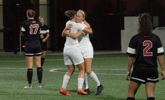 Ruark's Golden Goal is the Difference at CUC