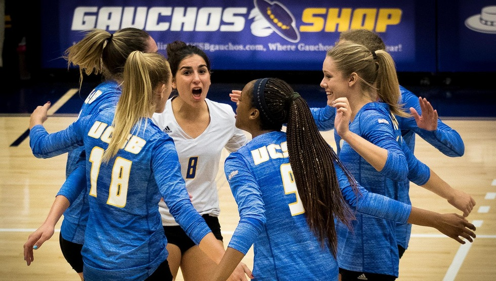 Gauchos Awarded AVCA Team Academic Award for Fourth Straight Year