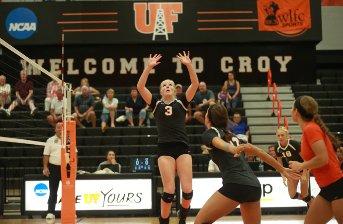Findlay Drops Two at Hampton Inn Invitational