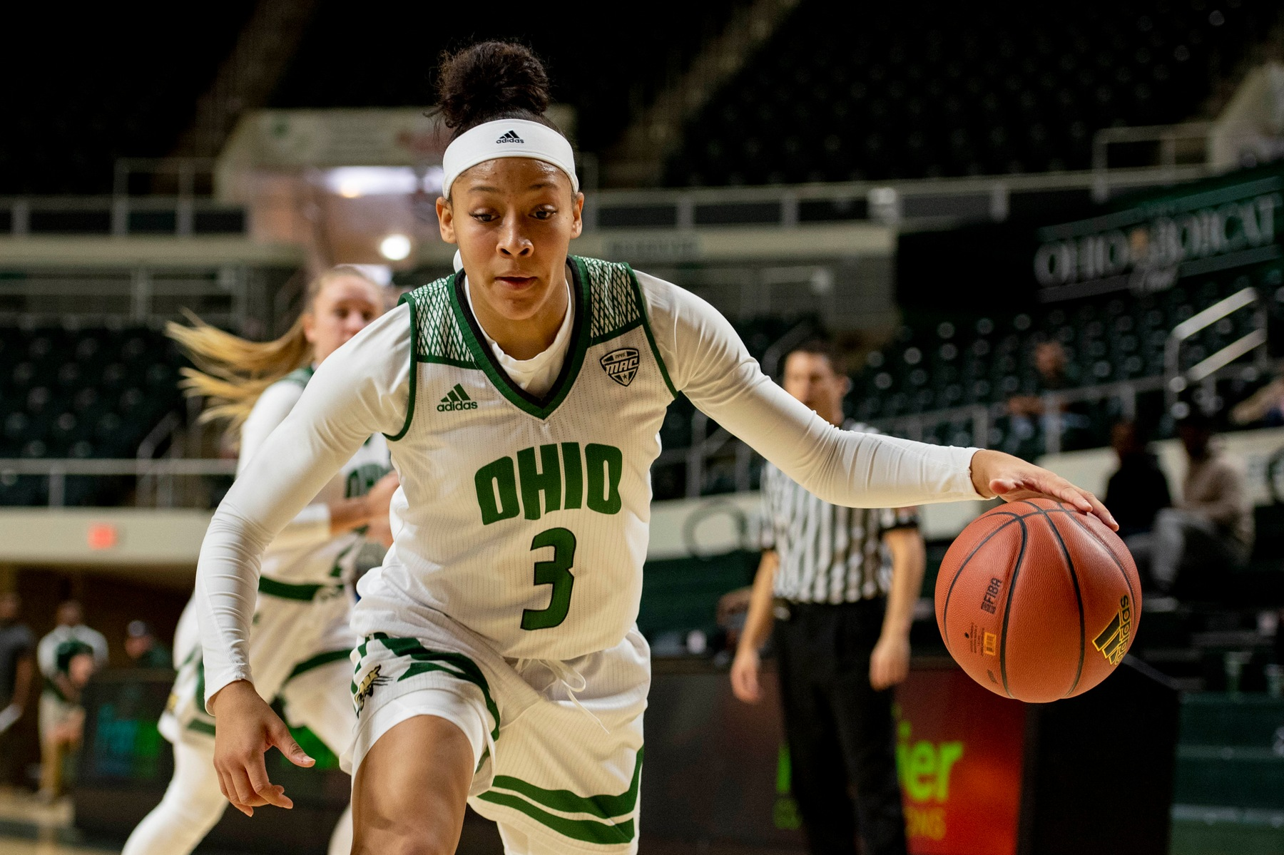 Ohio Women's Basketball Improves to 10-0 With 109-58 Win Over Richmond