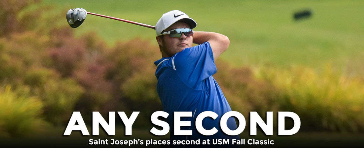 Monks Finish Second in USM Fall Invitational