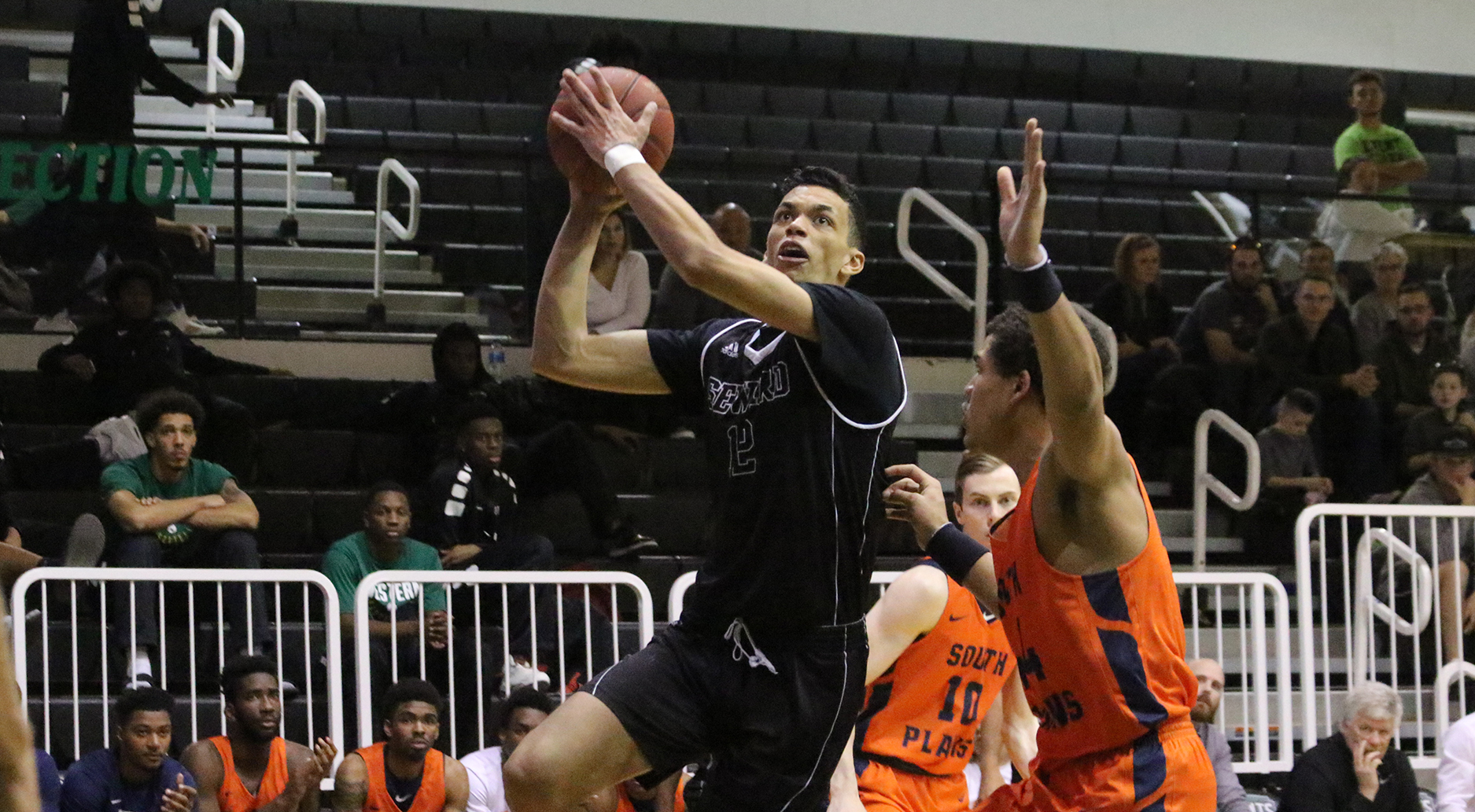 Saints Upset Bid Falls Short against No. 2 South Plains