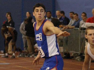 Berube Places 5th and 10th, CCSU Competes at Yale Classic