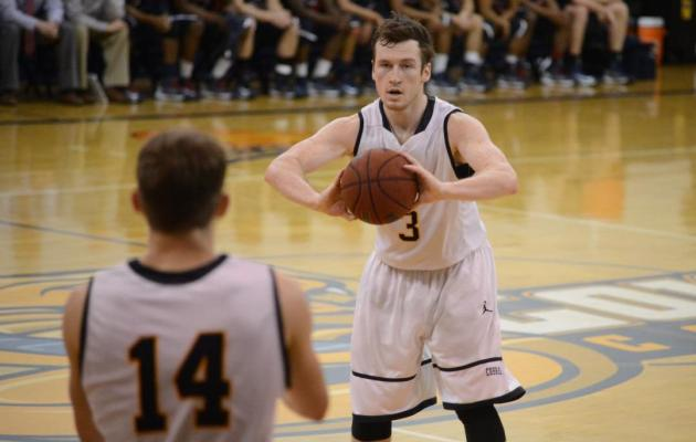 Coker Men Looking to Take Down the Crusaders