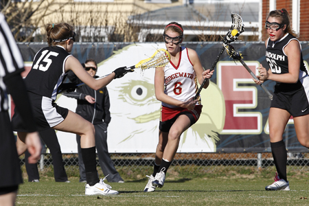 Women's Lacrosse Pegged Seventh in Preseason Poll