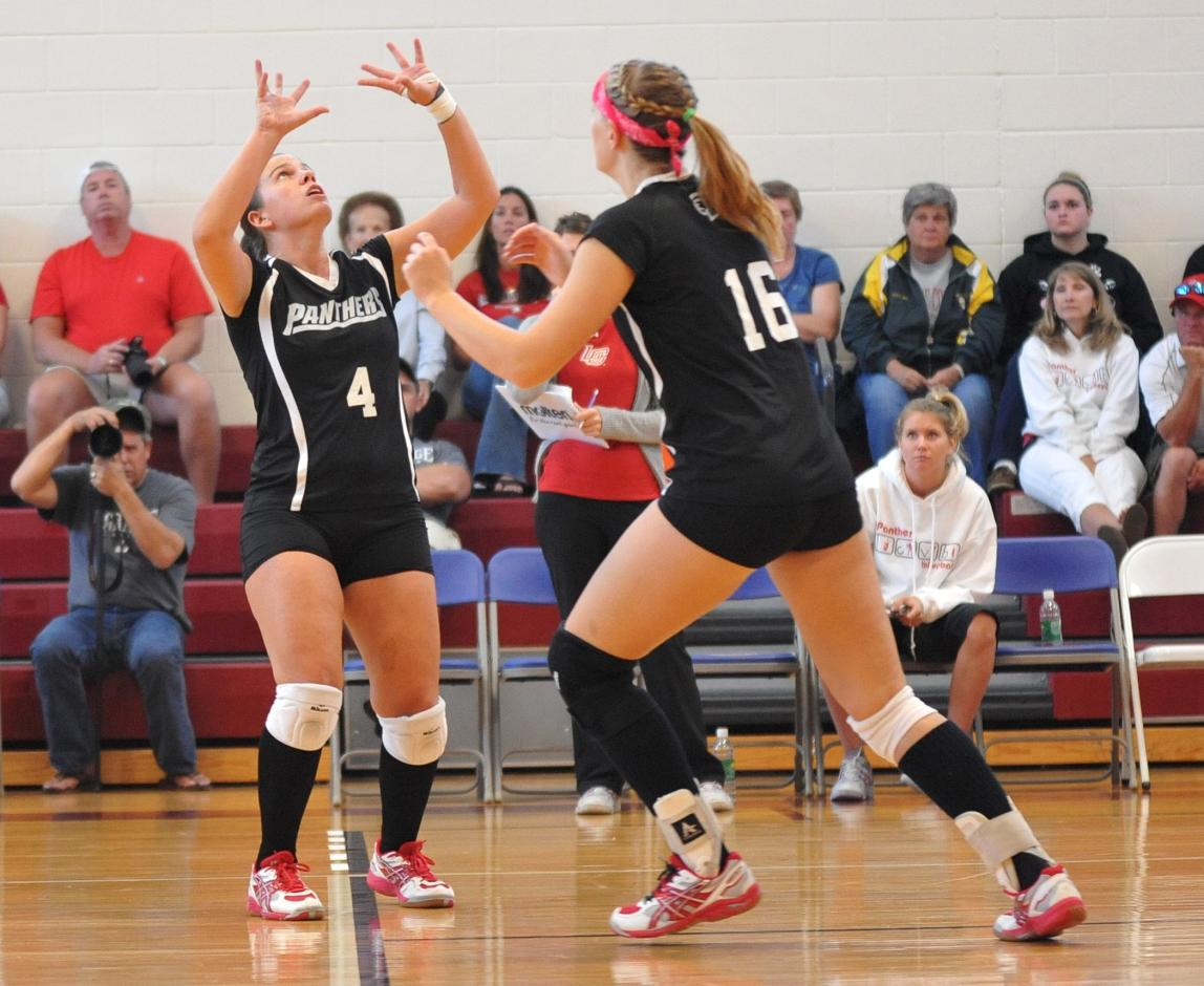 Volleyball: Panthers lose opening matches at Huntngdon Jubilee