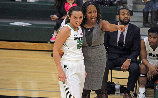 Rams' Late Third Quarter Run the Difference, 79-70, as Wilmington Women's Basketball Can't Recover