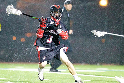 All-Landmark Men's Lacrosse Teams Announced
