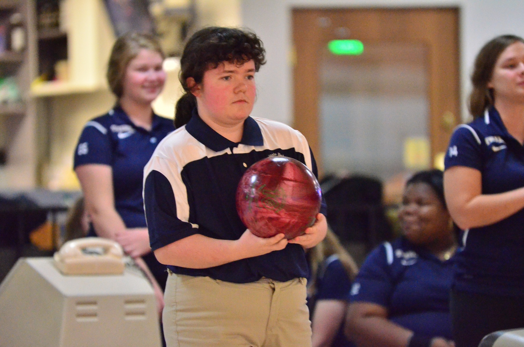 Women's Bowling Battles in Day Two