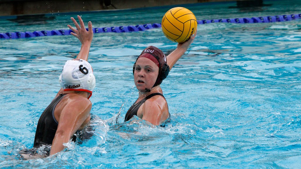 New Season Underway for SCU Women's Water Polo, Team Playing Five Games this Weekend