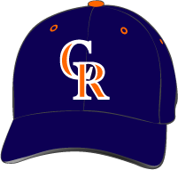 Cosumnes River College Hawks Hat with Logo