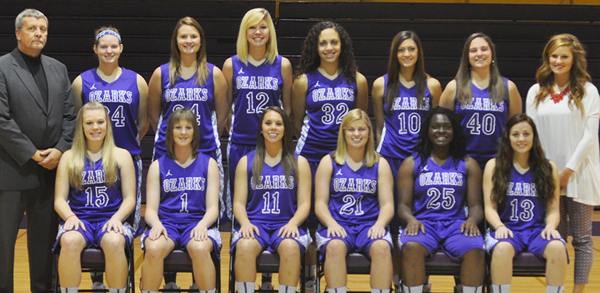 Hipps Does It Again; Lady Eagles Clinch Playoff Spot