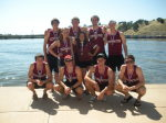 Bronco Men Place First In Two Races At Pacific Coast Rowing Championships