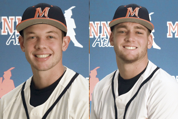 NTJCAC Baseball Players of the Week (March 25-31)