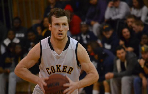 Team Effort Leads to Coker's 79-70 Win Over King