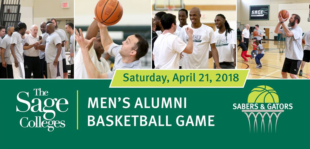 Mark your calendar for the Men's Basketball Alumni Game on April 21!