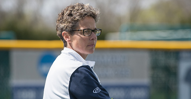 Assistant Coach Amy Rogers Inducted into Lehigh Valley Softball Hall of Fame