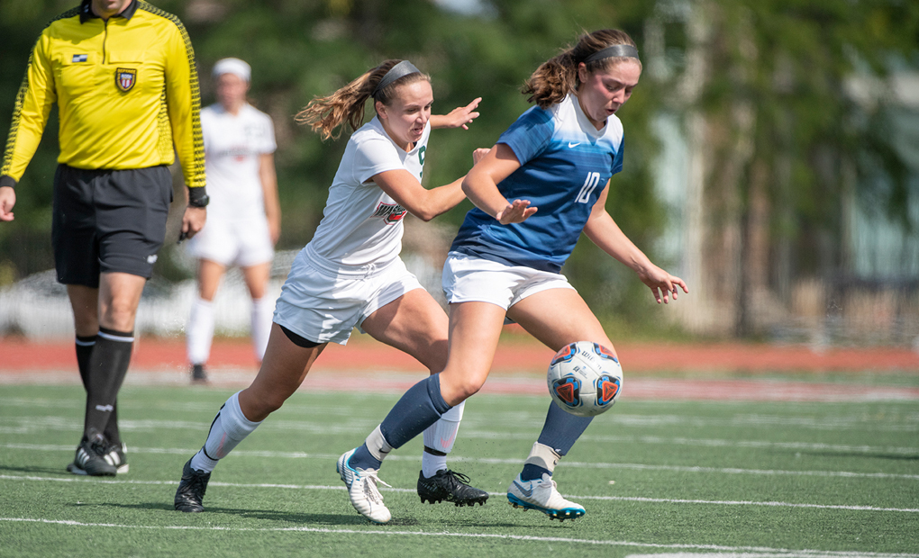 Three Second Half Goals Leads Women's Soccer Past Maryville, 3-1