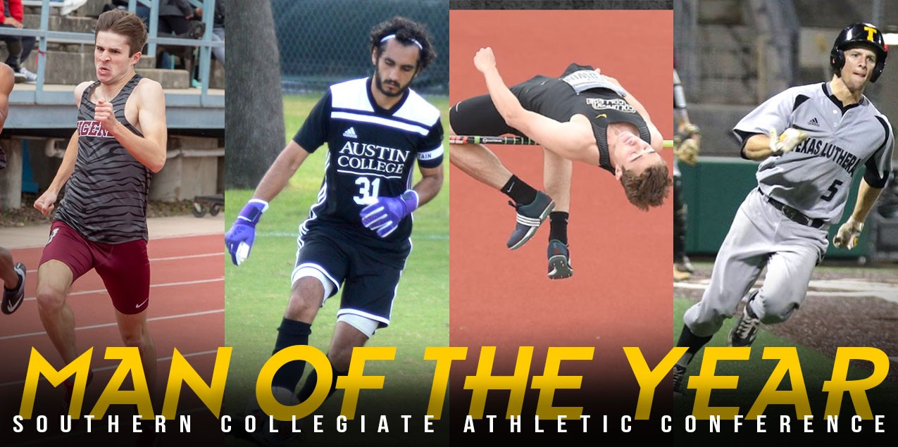 SCAC Announces 2019 Man of the Year Finalists