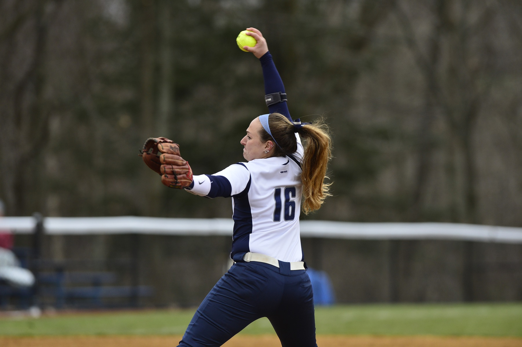 Softball Splits On Day Two Of Spring Break