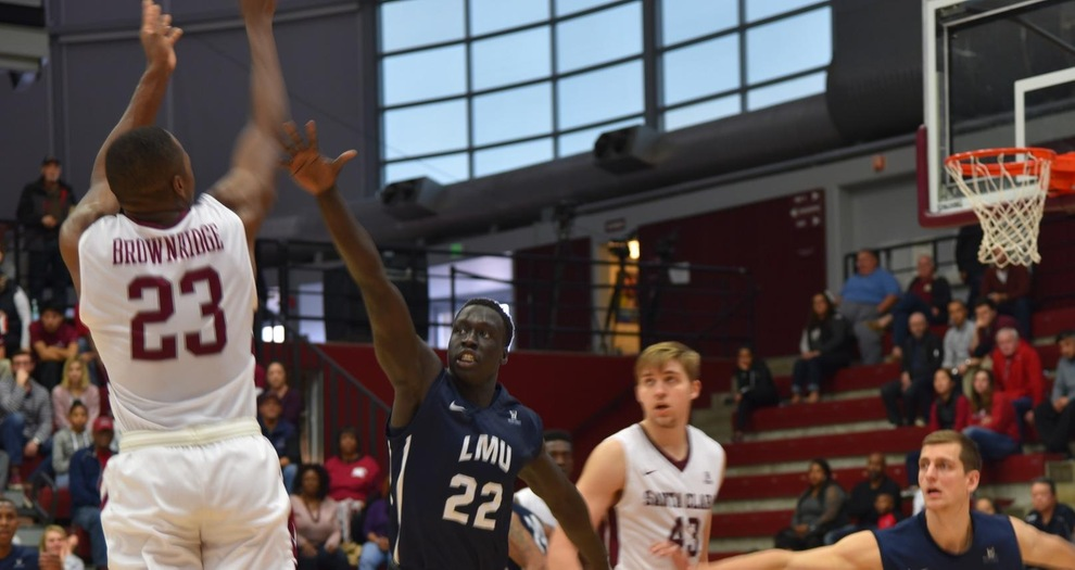 Brownridge's Game-Winner Sends Men's Basketball Past LMU in Saturday WCC Action